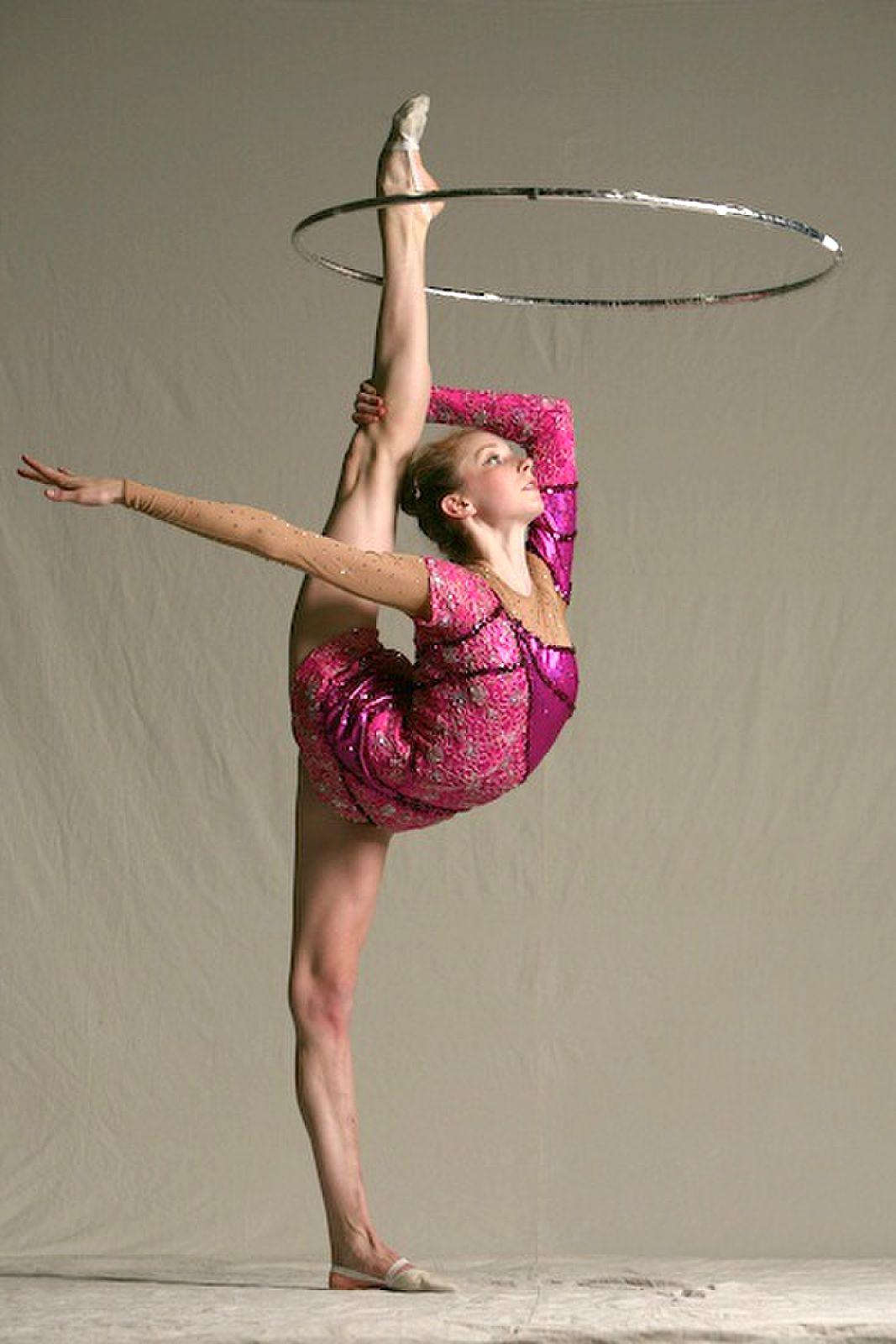 фото с гимнастками и балеринами